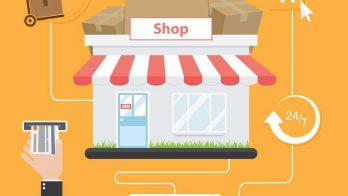 תהליך בניית חנות אינטרנטית